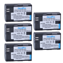 5 pc LP-E6 LPE6 LP E6 LP-E6N Batterie Pour Appareil Photo Canon EOS 5DS R 5D Mark II 3 5D Mark III 6D 7D 60D 60Da 70D 5DS R EOS En Gros(China)