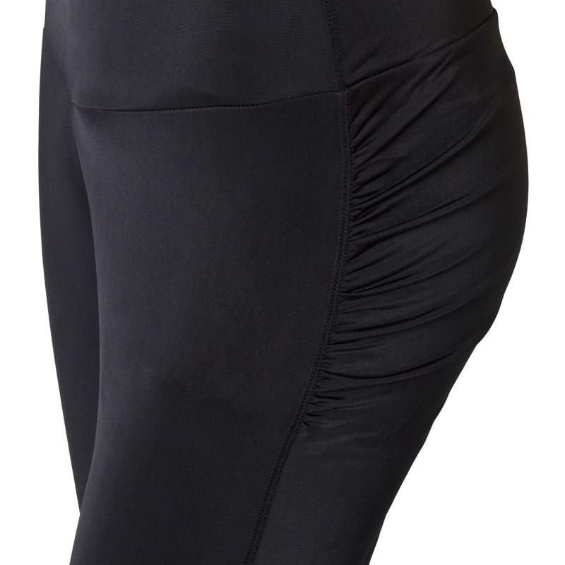 CHRLEISURE Sexy Push Up Schwarze Leggings Damenmode Hohe Taille - Damenbekleidung - Foto 5