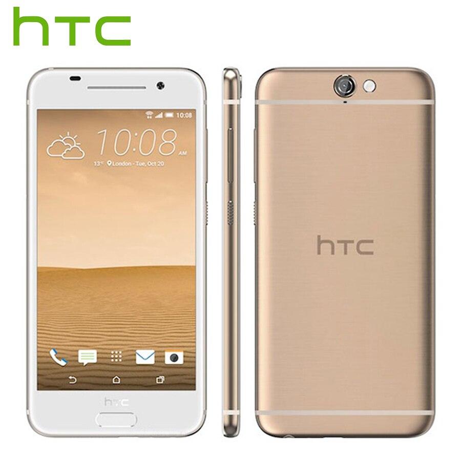 D'origine AT & T Version HTC One A9 4g LTE Mobile Téléphone 5.0 Snapdragon 617 Octa Core 3 gb RAM 32 gb ROM 13MP NFC Android Téléphone Intelligent