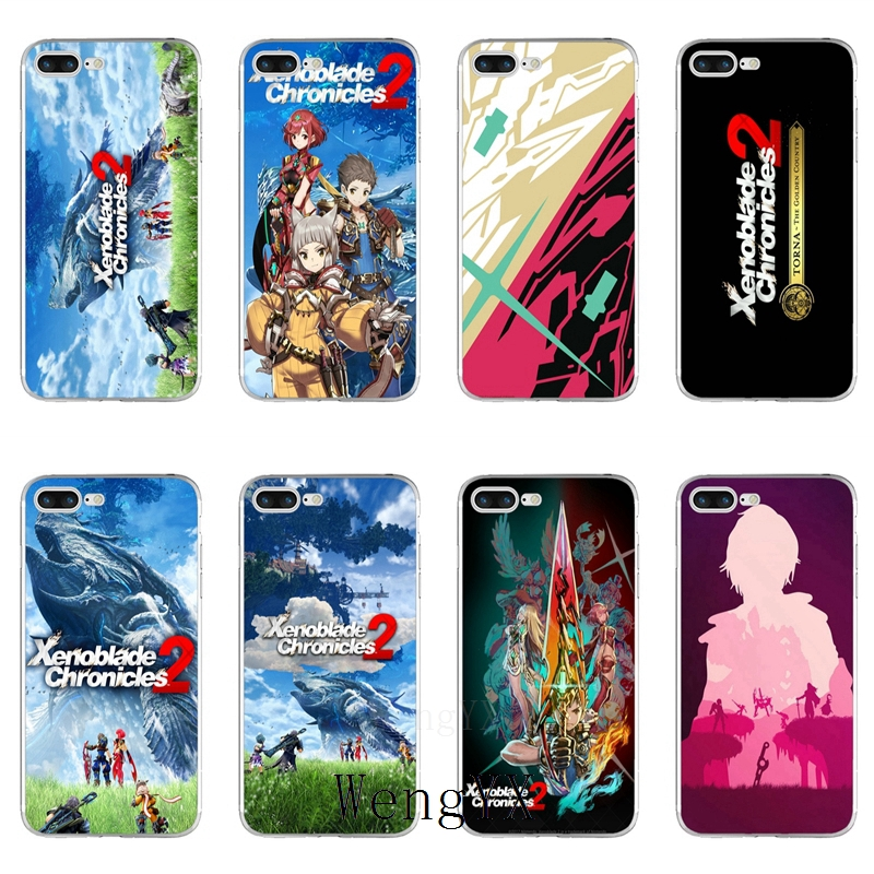 Cellphones & Telecommunications Maiyaca Xenoblade Chronicles 2 Novelty Fundas Phone Case Cover For Iphone 6s 6plus 7 7plus 8 8plus X Xs Max 5 5s Xr Phone Bags & Cases