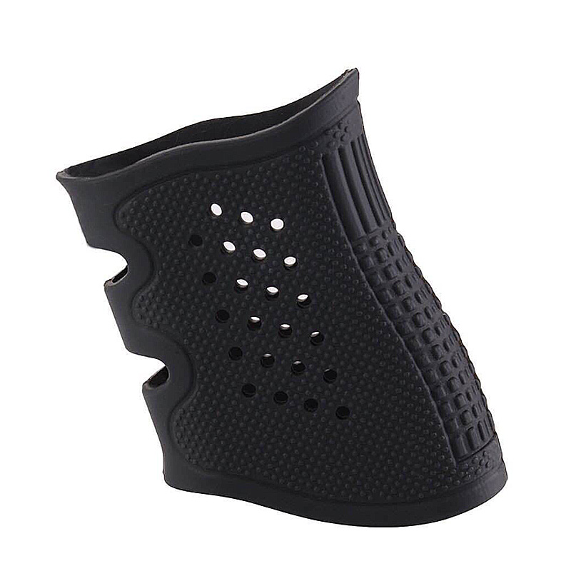 Clearance Sales Tactical Pistol Rubber Grip Anti Slip Glove Universal For Glock