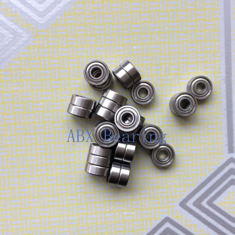 2pcs MR117ZZ L-1170 677ZZ MR117 deep groove ball bearing 7x11x3 mm miniature bearing ABEC3 1 piece bu3328 6 6 33 27 5 29 5 mm z25 guide rail u groove plastic roller embedded dual bearing