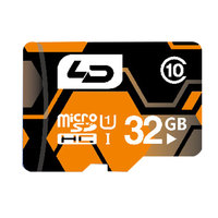 LD 32GB High Speed Micro SD Card For Car DVR Endurance Video Monitoring MicroSDHC Memory Card