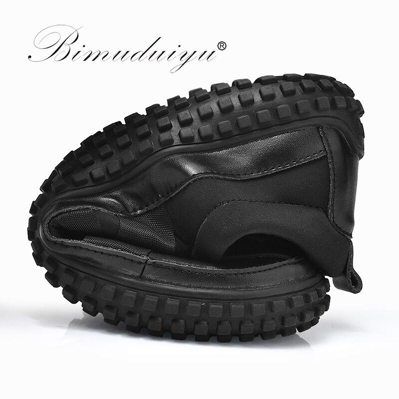 BIMUDUIYU Lyxvarumärke Hot Sales Casual Shoes For Men Höst Mode - Herrskor - Foto 2