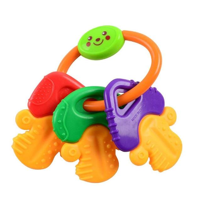 Ice Gel Teether Keys Great Baby Food Feeder Teether Baby Feeding