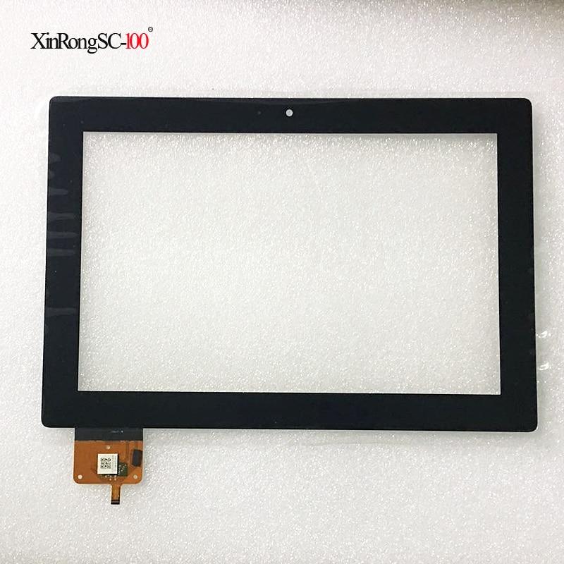 10,1 дюймовый MCF 101 0887 V2 сенсорный экран с цифровым преобразователем для Lenovo IdeaTab S6000-H S6000H S6000 Сенсорная панель MCF-101-0887-V2