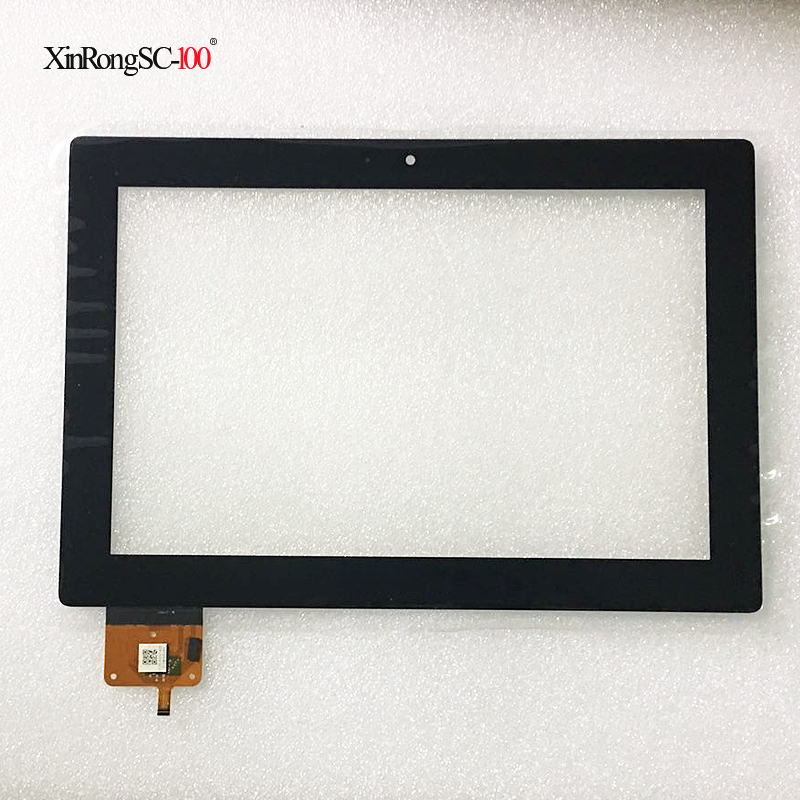 10.1'' inch MCF 101 0887 V2 touch digitizer screen glass for Lenovo IdeaTab S6000-H S6000H S6000 touch panel MCF-101-0887-V2 replacement new lcd display touch screen assembly for lenovo ideatab s6000 h s6000h s6000 10 1 inch black