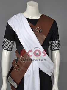 Image 5 - Procosplay handsome Gaara cosplay left forehead caved love Gaara cosplay costume Naruto part 1 Cosplay Costume mp000121