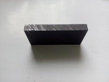 100x50x10mm High purity graphite blocks Graphite electrode block Graphite mat Graphite slide block фото