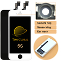 1pcs No Dead Pixel 100% new Tianma Display For iphone 5S LCD Screen with Touch Digitizer Assembly Replace,free shipping