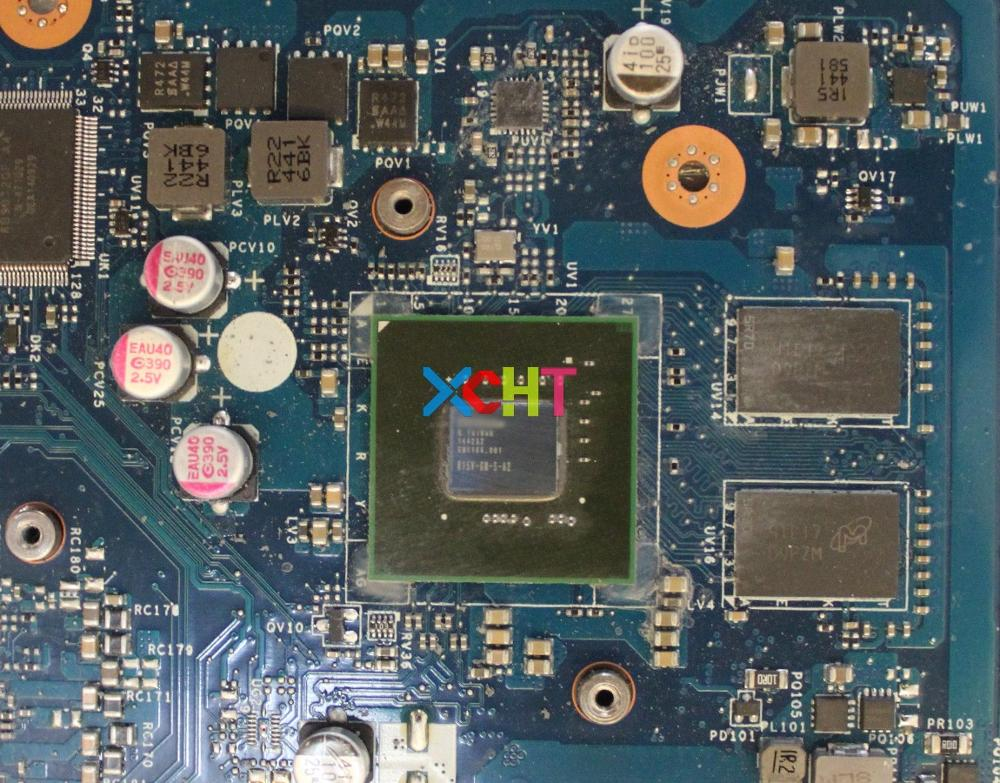 For HP Pavilion 15 R Series 792302 001 LA A992P W I7 4510U CPU 820M/2G GPU Laptop Notebook Motherboard Mainboard Tested