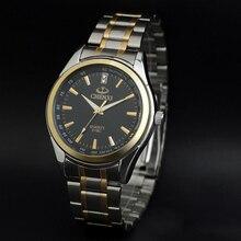 CHENXI Reloj de Oro de Los Hombres de Moda Exquisito Reloj de Cuarzo Dial 3Bar Regalo Maravilloso Hombre Reloj Resistente Al Agua Relojes de Los Hombres