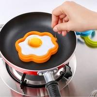 5 Тип s завтрак творческий Силиконовые Multi Тип яйцо форма для жарки яйцо формы для блинов формы для детей DIY кухонная утварь Whosale продажа P20