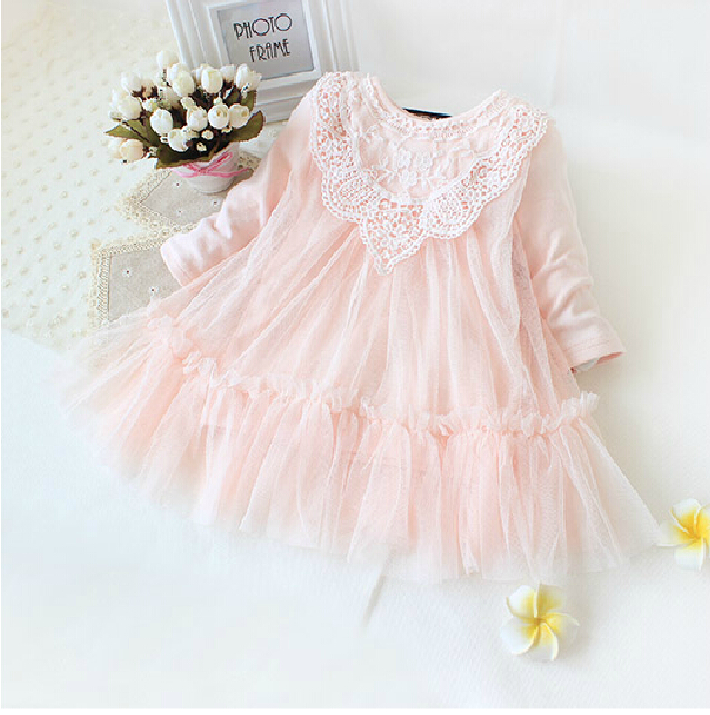 Retail-New-2017-brand-newborn-baby-girls-dress-full-of-lace-baby-party-dress-infant-babywear-kids-children-baby-clothing-3