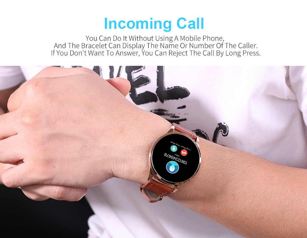Newwear Q9 الرجال النساء مقاوم للماء HR الاستشعار ضغط الدم رصد ساعة ذكية موضة VS Q8 ساعة ذكية جهاز تعقب للياقة البدنية