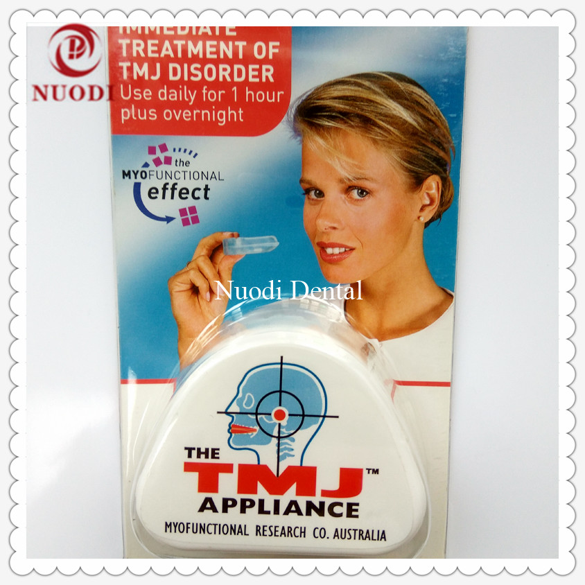 TMJ Appliance/Original MRC TMJ disorder orthodontic braces/TMJ Orthodontic teeth trainer Appliance/Adult TMJ trainer orthodontic