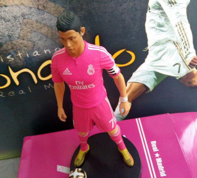 Cristiano Ronaldo Large Action Figire