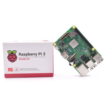 Original 2019 New Raspberry Pi 3 Model B plus,3b+ the Improved Version 1.4GHz Cortex-A53 with 1GB RAM