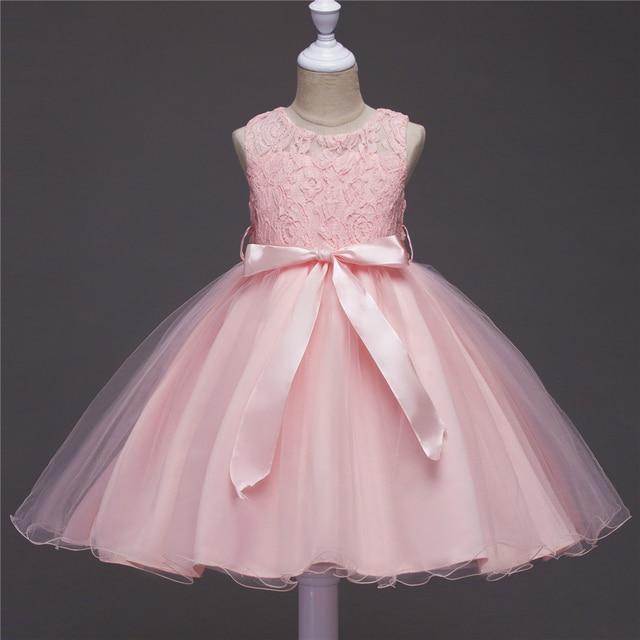 4ea9a68f6aab 3-10 Anos de Bebê Meninas Azul Princesa Vestidos para o Casamento e  Desgaste Do