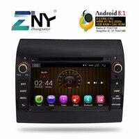 7 ips Android 8,1 автомобильный DVD авто радио для Fiat Ducato 2009 2015 Citroen джемпер peugeot Boxer 2 Din FM RDS gps Навигация стерео