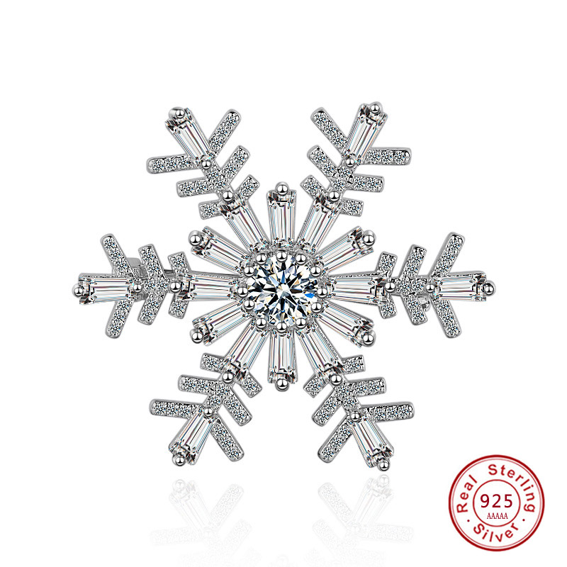 Buy snowflower brooch and get free shipping on AliExpress.com cf87070d2074