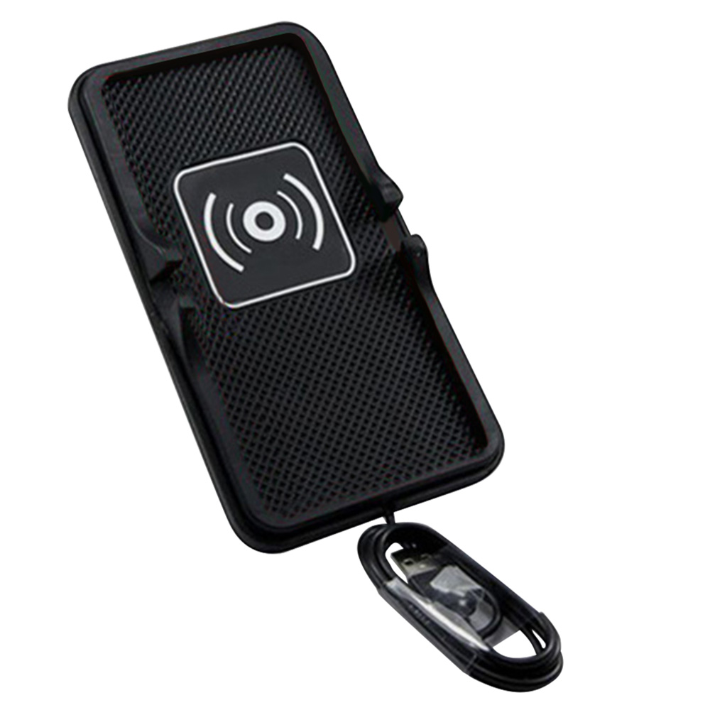 Car-stylling Wireless Car Charger for iPhone 7 8 Plus X XS Max XR Samsung Note 9 S9 S8 Plus Quick Wireless Charging Charger