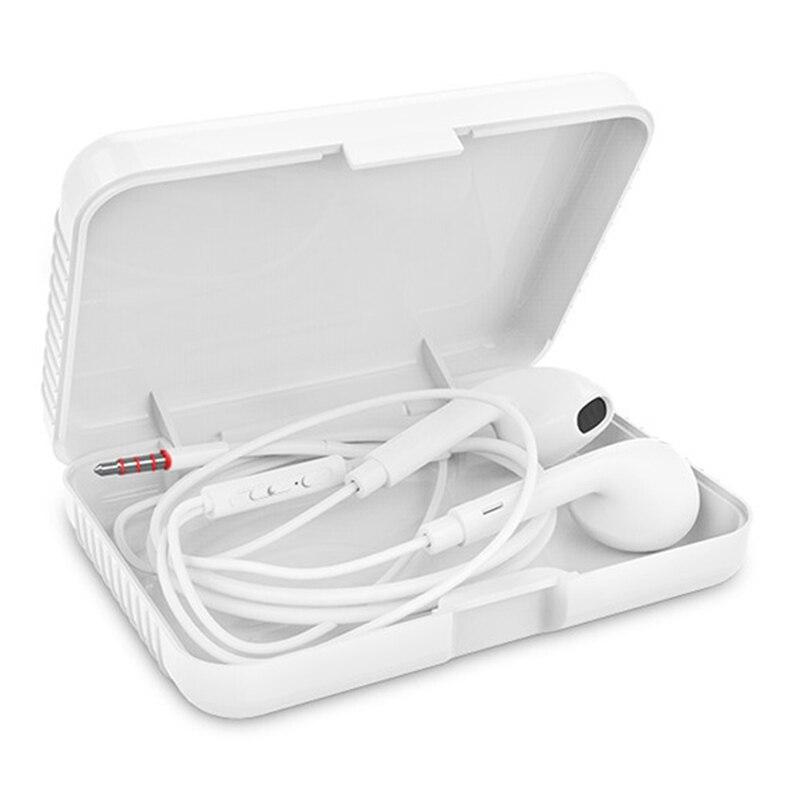YHYS étui Portable pour casque Mini étui de rangement sac dur casque boîte pour étui pour écouteurs cartes SD TF