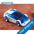 Солнечный автомобиль солевой автомобиль гибрид новинка дети подарок на день рождения игрушки