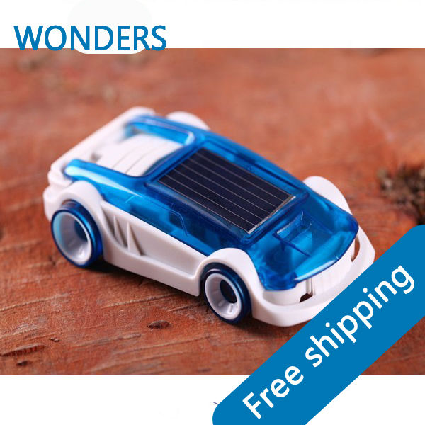 Solar car saline vehicle hybrid novelty children birthday gift toys ...