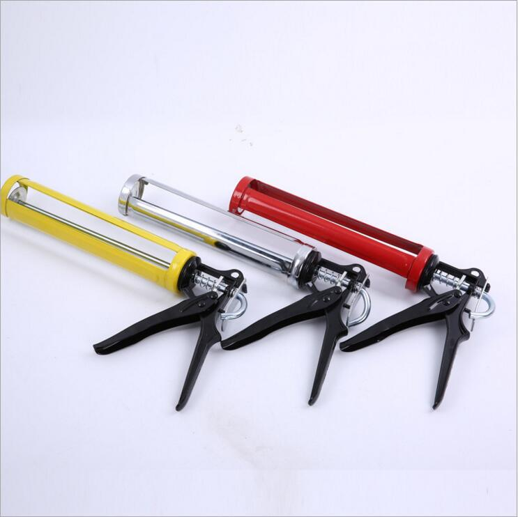 Rotate 360 Degrees Glue Guns Universal Pressure Glue Guns Glass Glue Gun Glass Adhesive Seam Construction Tools
