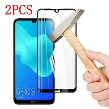 2 PCS Full Cover Đầy Đủ Keo Tempered Glass Đối Với Huawei Honor 8 S Bảo Vệ Màn Hình bảo vệ bộ phim Cho Huawei Honor 8 4S glass