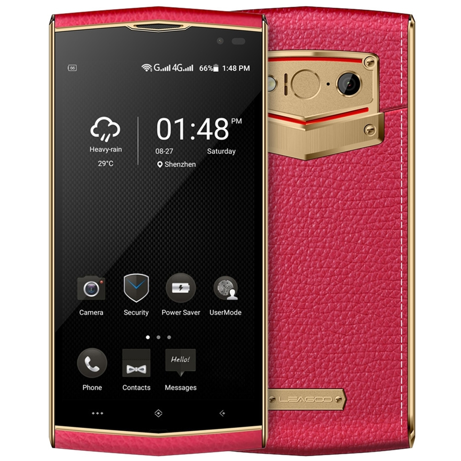 """Цена за Leagoo предприятие 1 android 5.1 5.0 """"hd 4 г отпечатков пальцев смартфон mtk6753 1.3 ГГц окта основные 3 ГБ + 16 ГБ 13mp 3000 мАч мобильный телефон"""