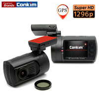 Car DVR Mini 0806 Dash Cam Camera Recorder Ambarella A7LA50 Super 1296P HD With GPS Parking