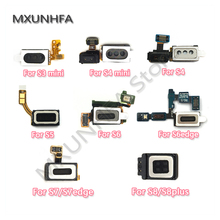 หูฟังหูฟังสำหรับ Samsung Galaxy S3 S4 mini S5 S6 S7 Edge S8 S9 Plus G925 G930 G935 G950 หูฟังหูฟัง Flex Cable