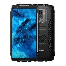 Blackview BV6800 Pro 5.7 «Smartphone IP68 étanche MT6750T Octa Core 4 GB + 64 GB 6580 mAh sans fil Charge NFC 4G 16MP téléphone portable