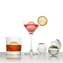 4 шт прозрачный напиток ледяной шар плесень пудинг для желе для мыла Плесень инструмент силиконовые формы льда 669