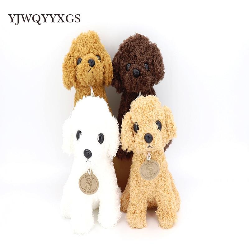 YJWQYYXGS 25 CM Lindo Cachorro Muñeca Peluche Perro de Peluche - Peluches y felpa