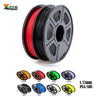 PERSEUS 3D Printer Filament ABS 1.75mm ,1kg Plastic Rubber Consumables Material 8 Colors/Black White Red Yellow etc..