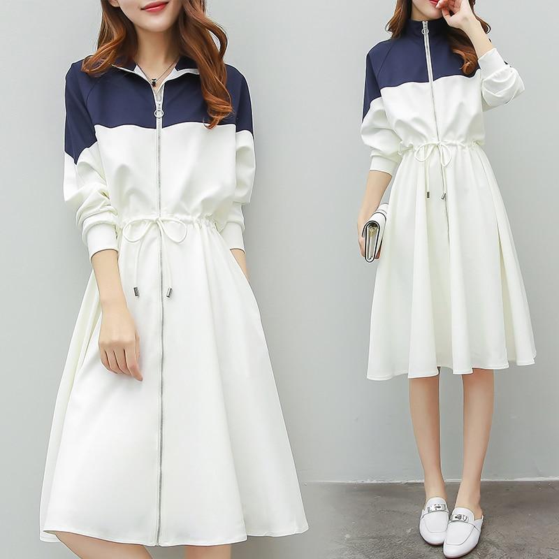 Свободные белые платья