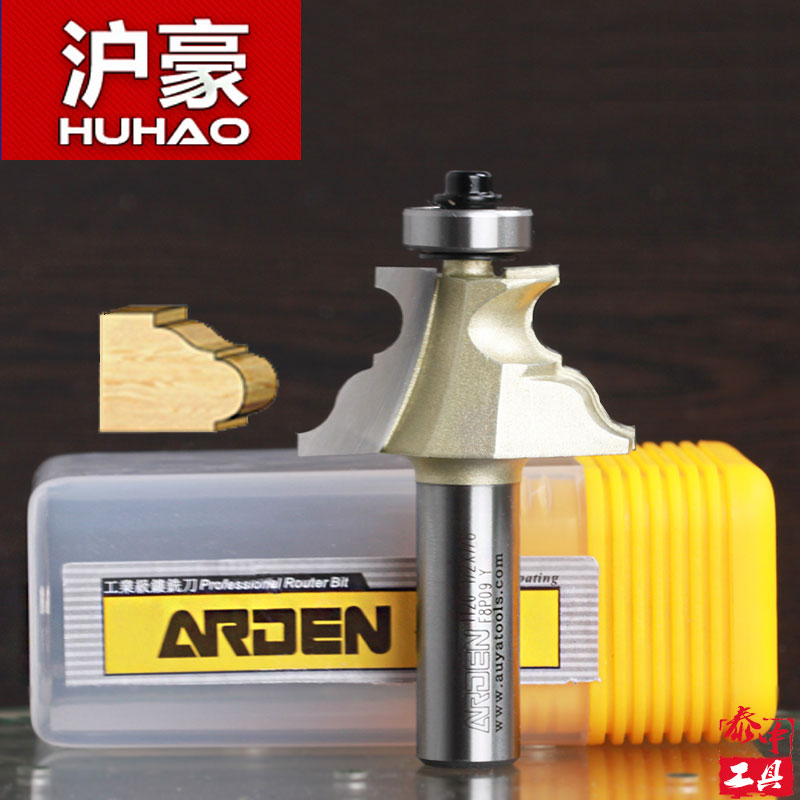 embouts routeur Woodworking Tools Handrail Bits Arden Router Bit - 1/2*5/8 - 1/2 Shank - Arden A1120018 embouts routeur woodworking tools metric flute straight bit arden router bits 1 4 3mm 1 4 shank arden a0114024