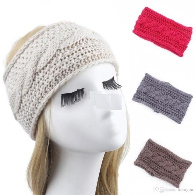 Asombroso Patrón Libre Para Calentadores De Crochet Oído Friso ...