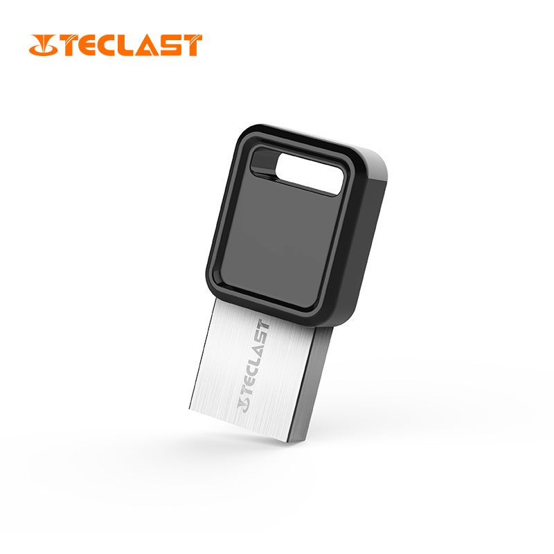 Teclast usb flash 16gb pen drive cle usb 16 go Black Memory Stick USB2.0 Dropshipping U Disk for Vehicle Audio Video Pendrive