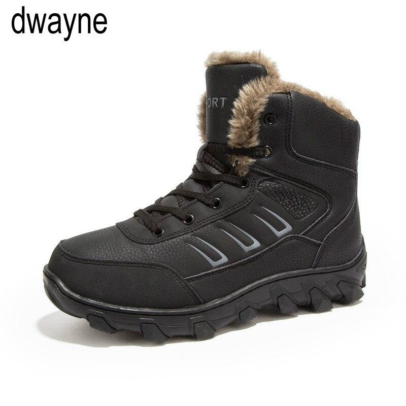 Aggressiv Neue Super Warm Männer Winter Stiefel Für Männer Herren Stiefel Warme Schnee Schuhe 2019 Neue Männer Ankle Schnee Boot Plus Größe 39-48 Hjm8