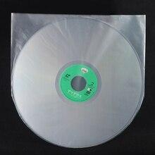 Protective 12″ vinyl record plastic sleeves (25 pcs)