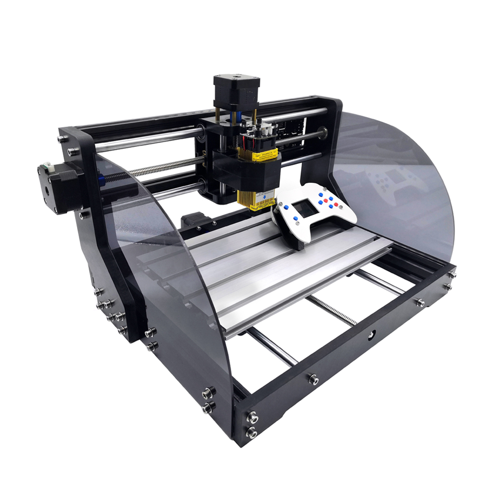 CNC 3018 Pro 3-Axis Laser Engraving Machine/PCB Milling Machine