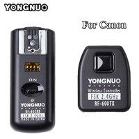 Yongnuo RF602 RF 602 C 2.4GHz Wireless Remote Flash Trigger Transmitter Receiver for Canon 1100D/1000D/600D/550D/500D/450D/400D