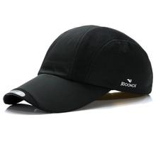 chapeau baseball unisexe respirant