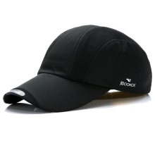 hat breathable male baseball