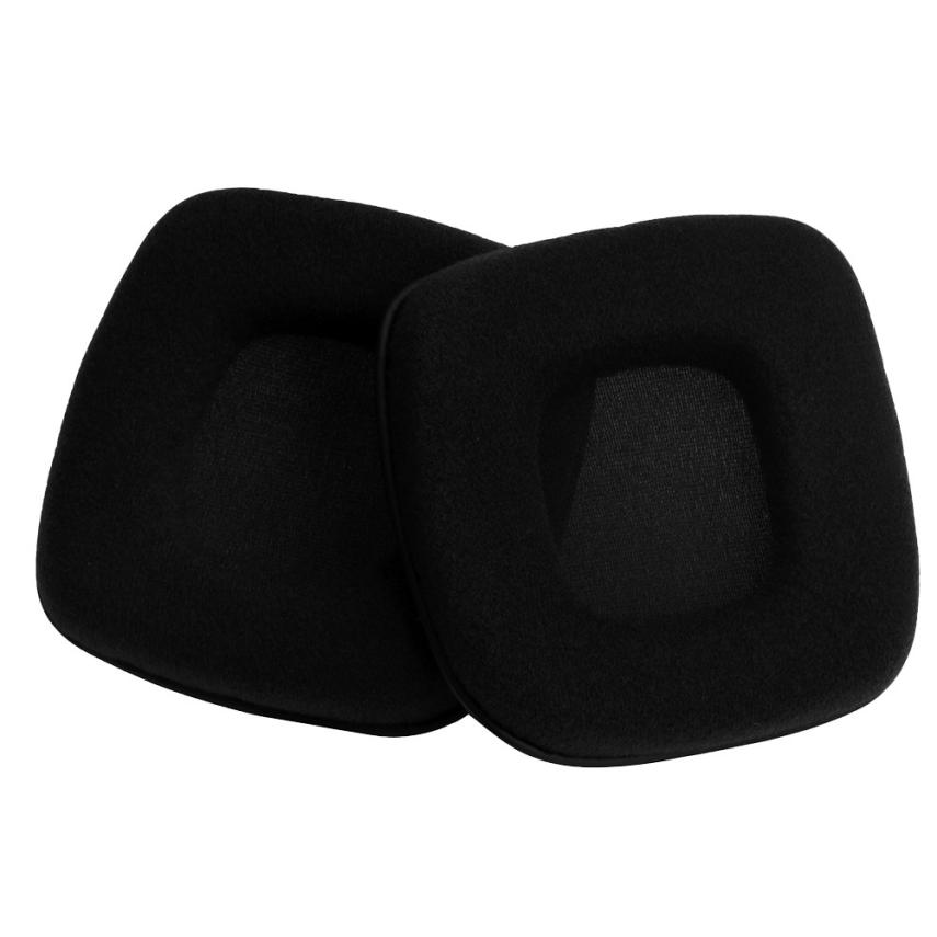 High Quality Soft Velour Foam Ear Pad Cushion Creative Headphone Ear Cover For Razer Banshee Starcraft II Gaming Headset Aug30