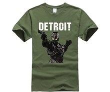 Funny T-shirt Detroit Robocop T-Shirt